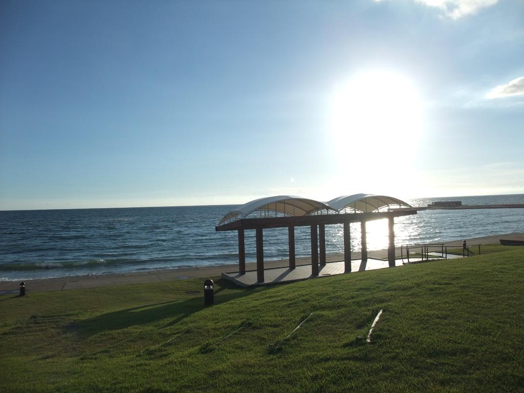市来の海岸