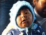 タキーレ島の子供