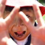 OLYMPUS E-510で撮影した人物(タキーレ島の少年)の写真(画像)