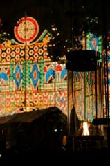 希望の灯りとルミナリエ