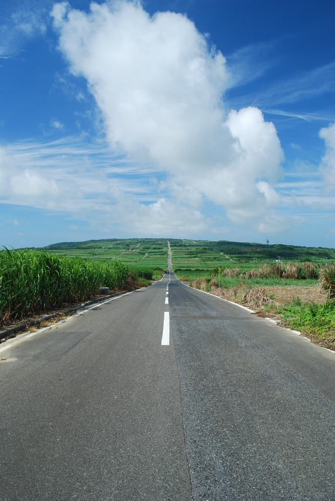 road to sky