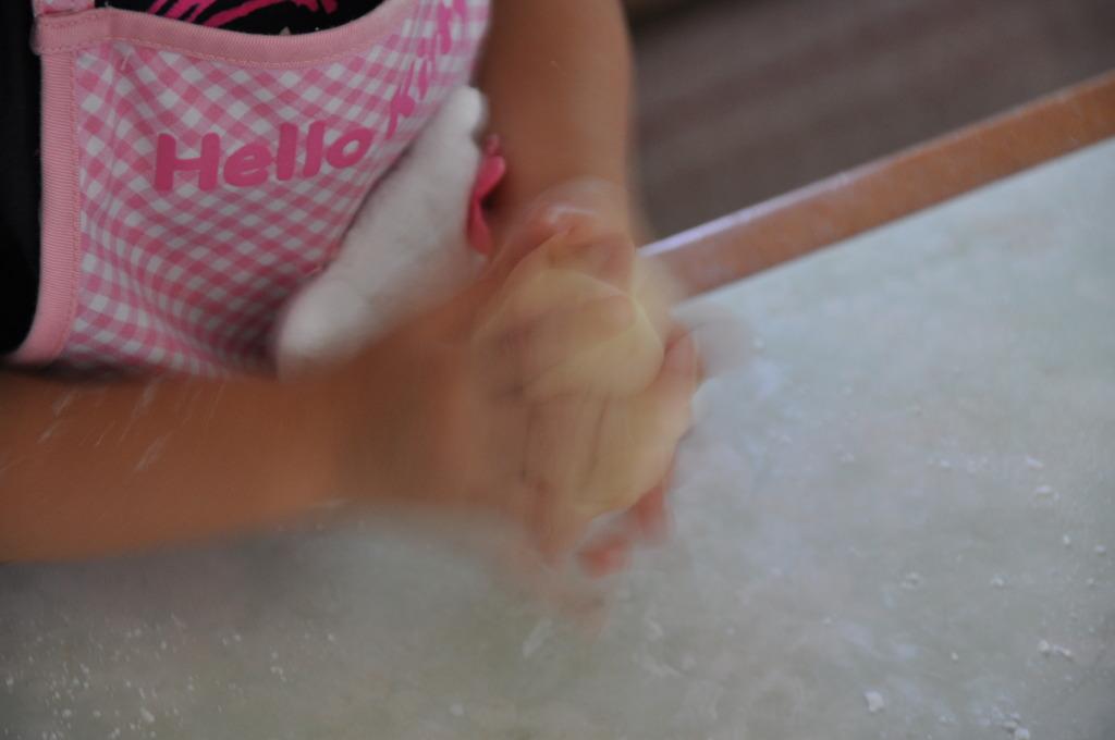 小さなパン職人