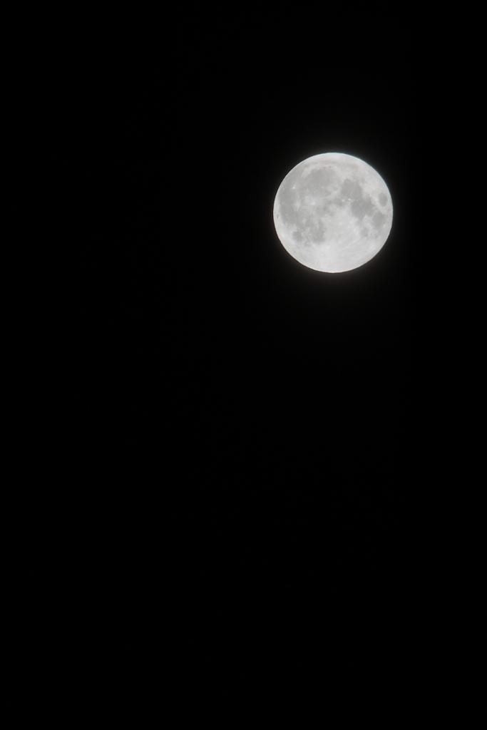 都区内の月