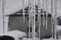 いつかの氷柱