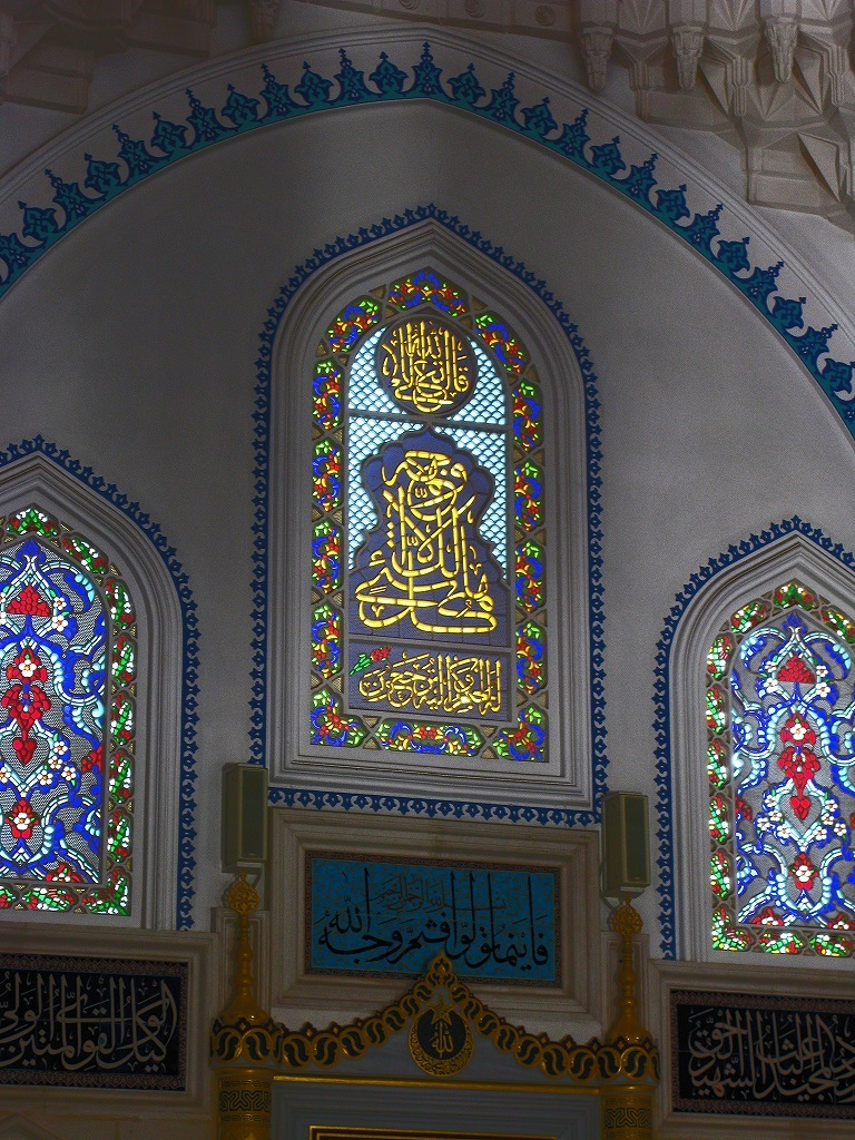 東京モスク ②