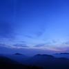 雲の海に浮かぶ頂