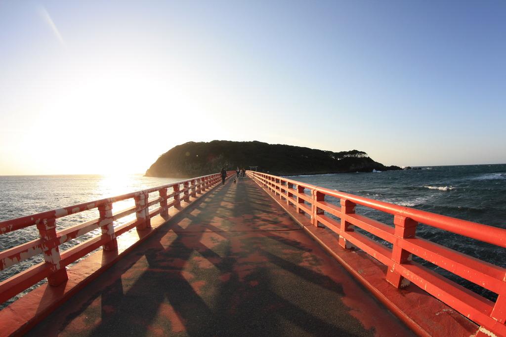 東尋坊 雄島橋