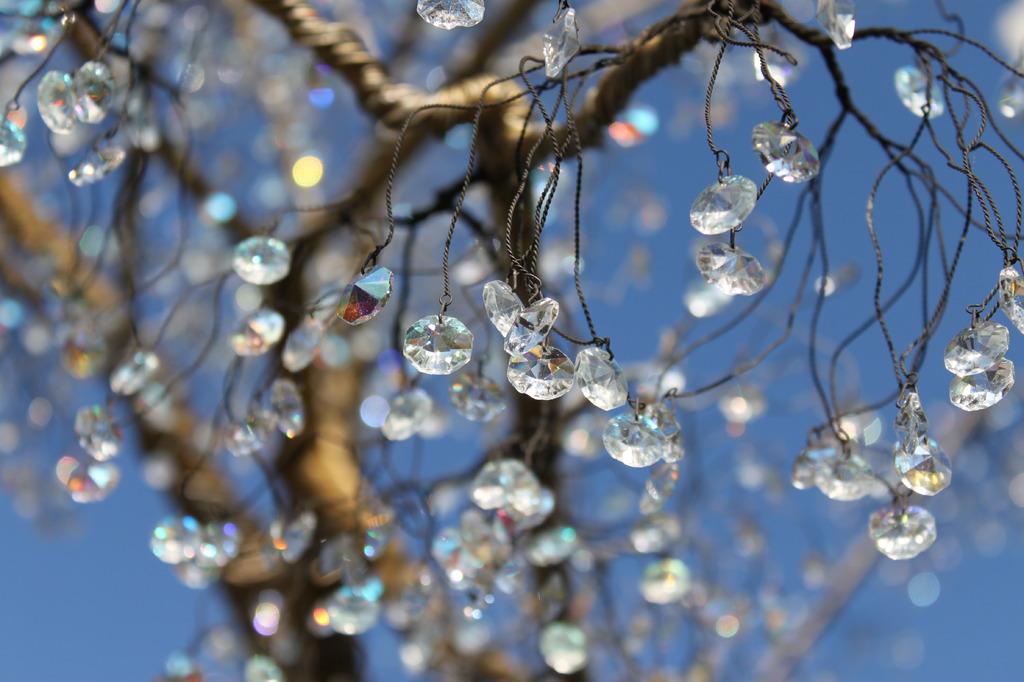 ガラスのなる木