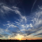 CANON Canon EOS Kiss X3で撮影した風景(夏の空)の写真(画像)
