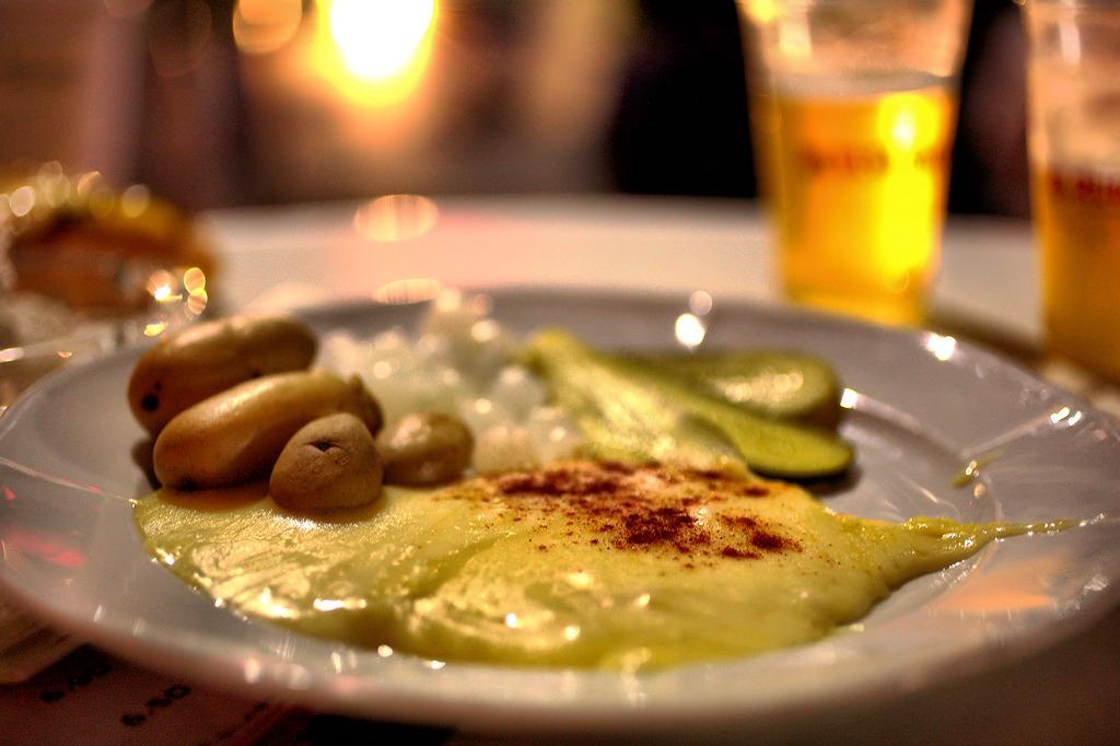 スイスの食べ物