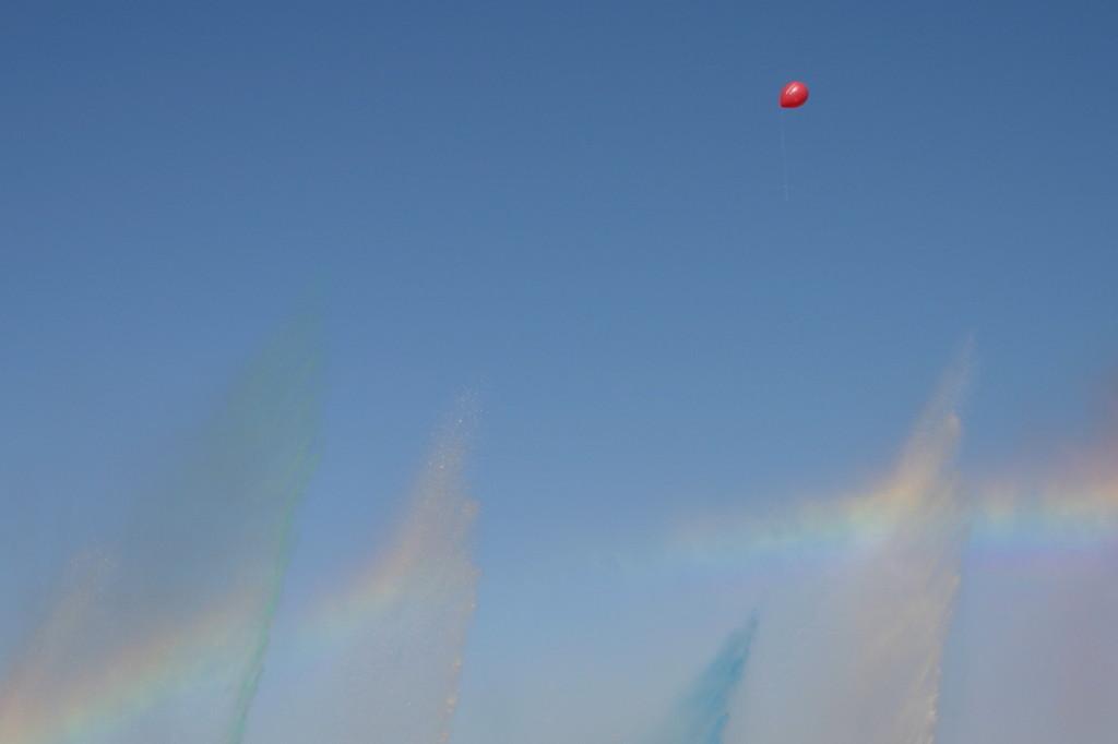 虹を超えて