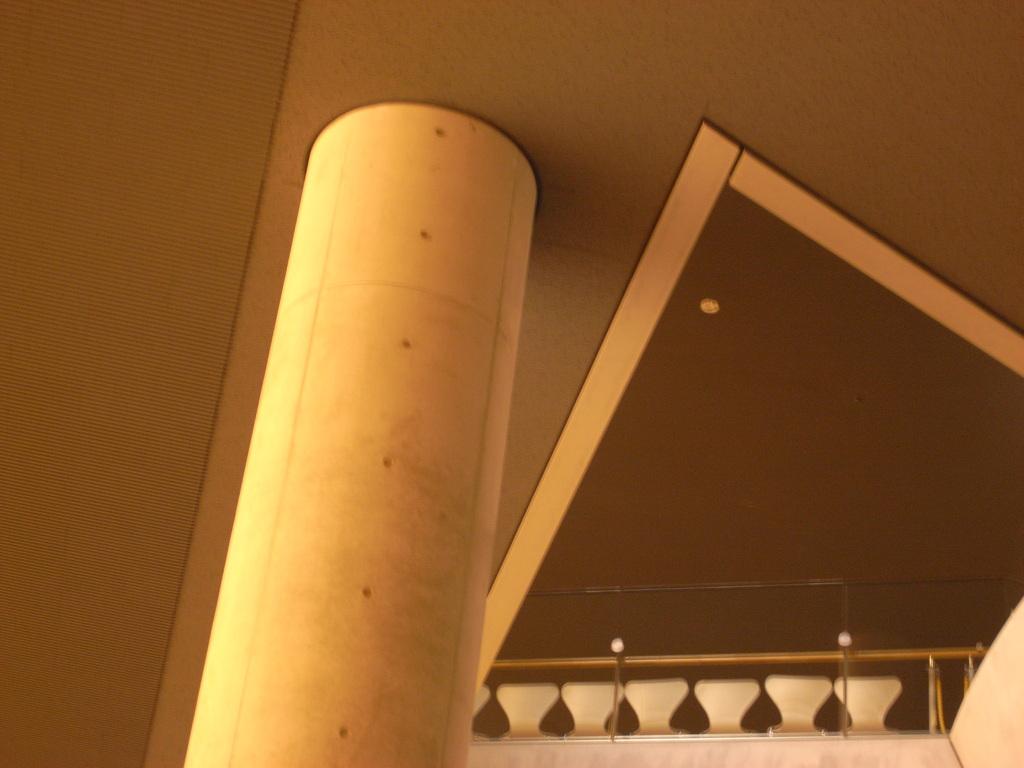 美術館の静寂