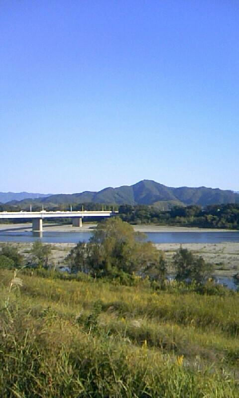 波介川堤防④