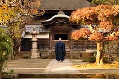 円覚寺にて