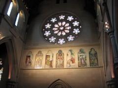 クライストチャーチ、大聖堂、内部