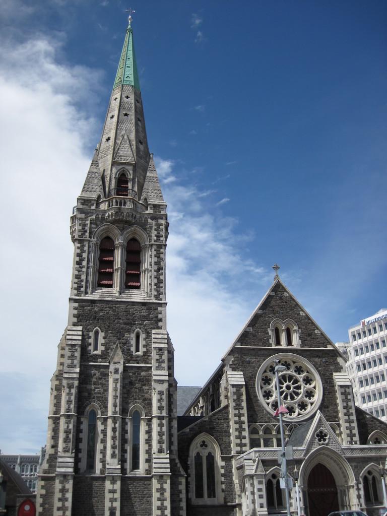 クライストチャーチ、大聖堂