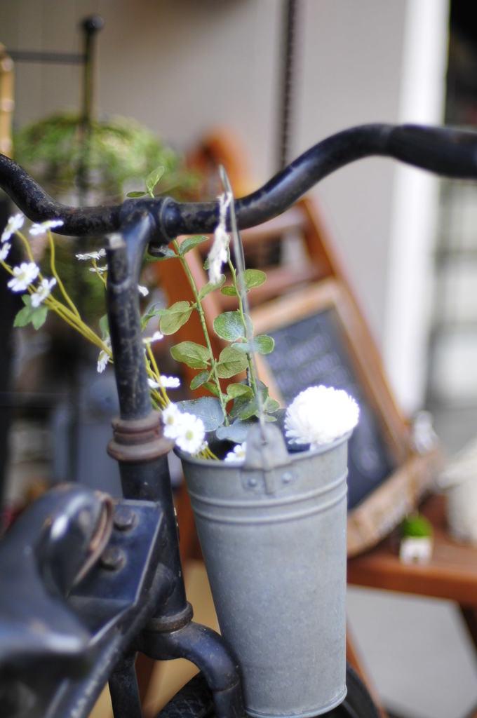 アンティーク自転車