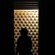 NIKON NIKON D300Sで撮影したインテリア・オブジェクト(仮面)の写真(画像)