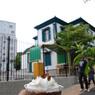 NIKON NIKON D80で撮影した建物(異人館インスターバックス)の写真(画像)