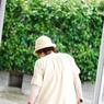 NIKON NIKON D80で撮影した人物(あっついなぁ~!!)の写真(画像)