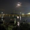 港の灯り-I