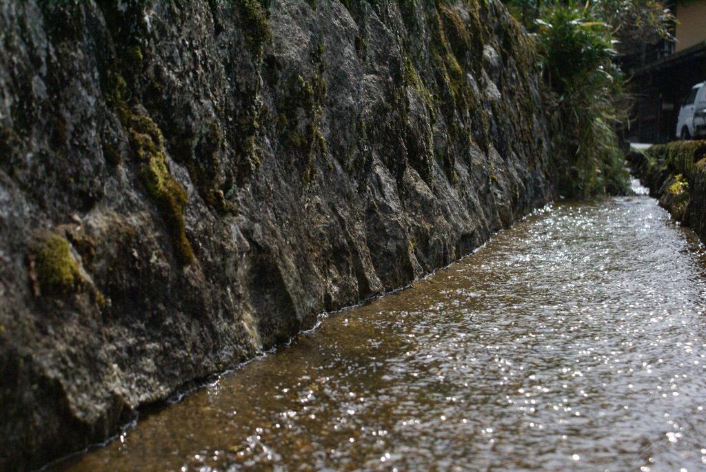 妻籠 水路