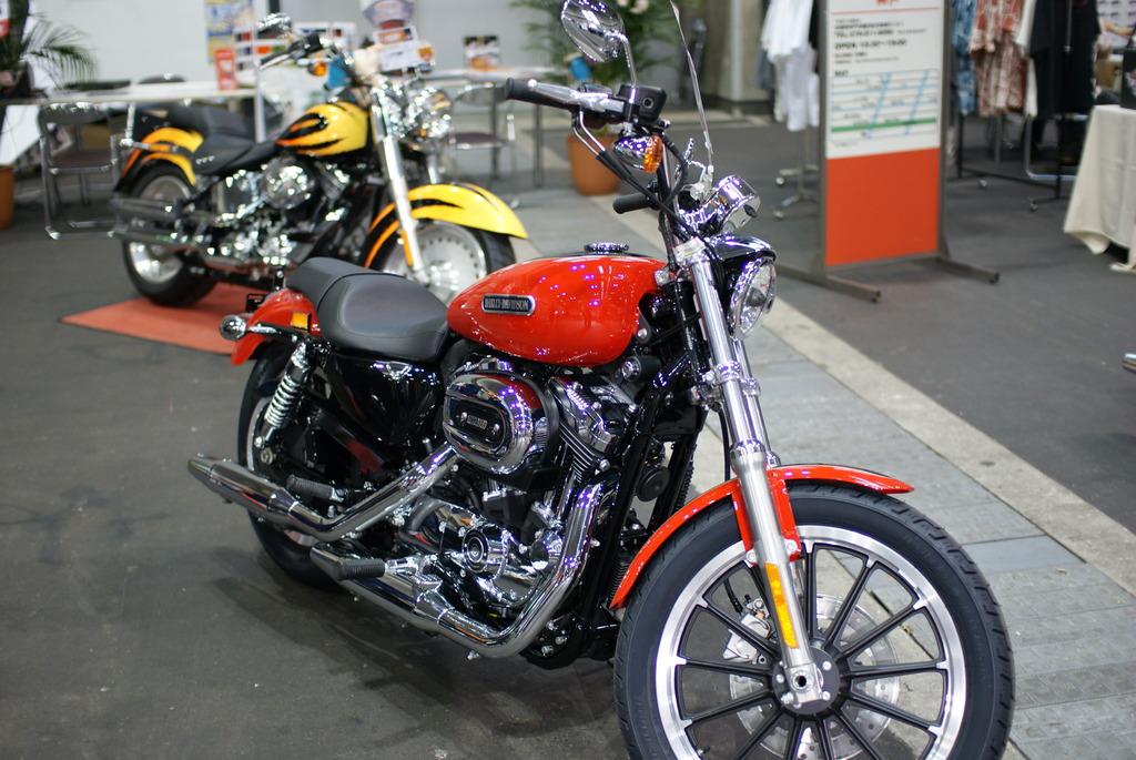 ハーレー2010年モデル