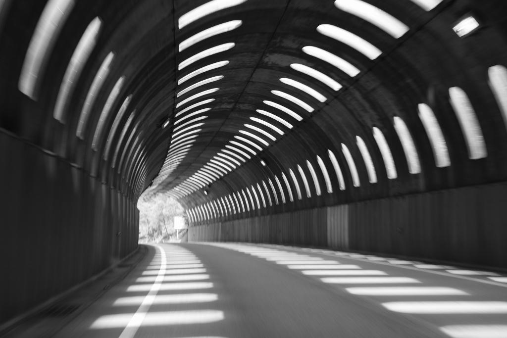 タイムトンネル?