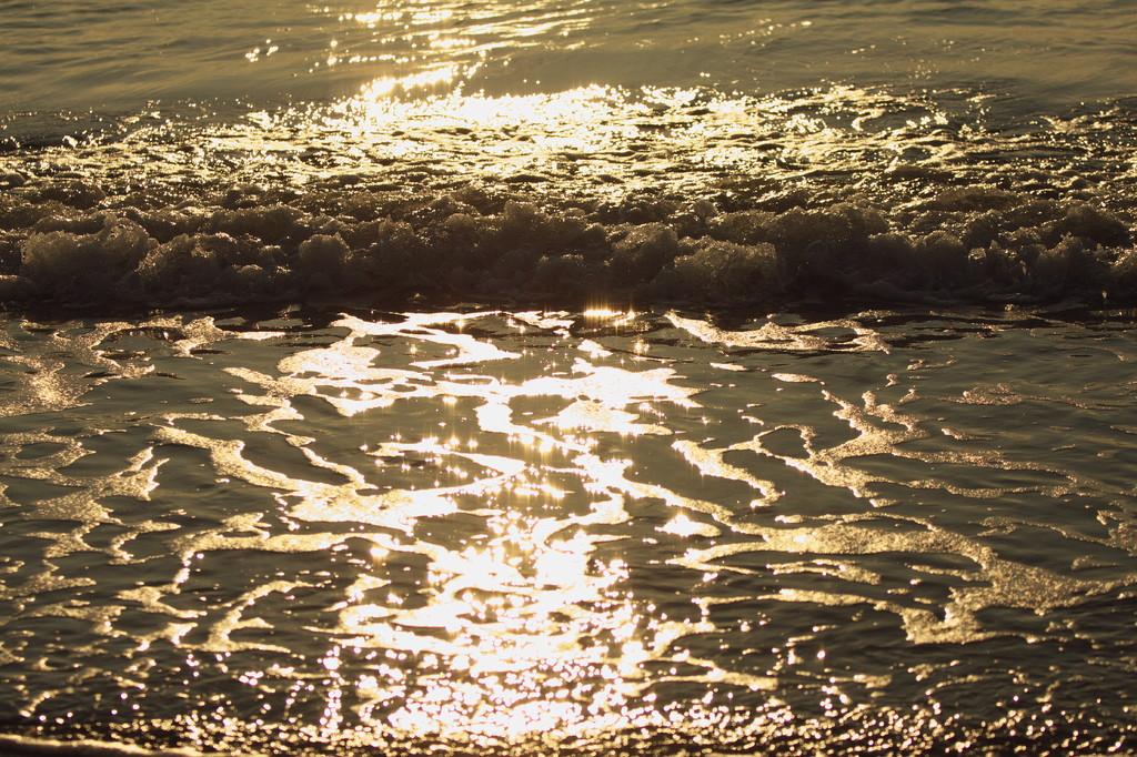 江ノ島の夕暮れ