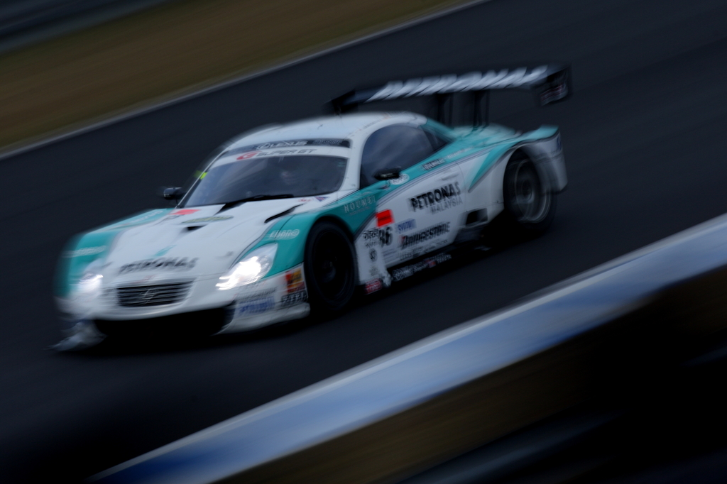 もてぎSUPER GTその1