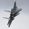 F-15機動飛行