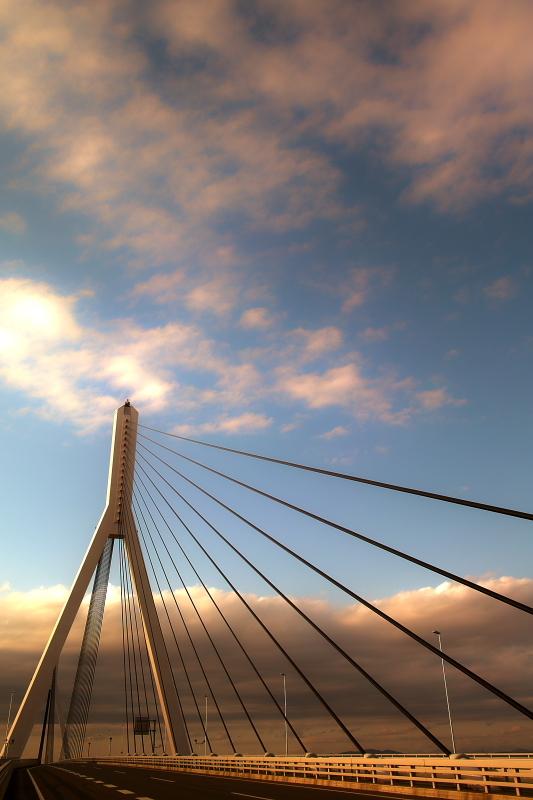 通りがかりの橋