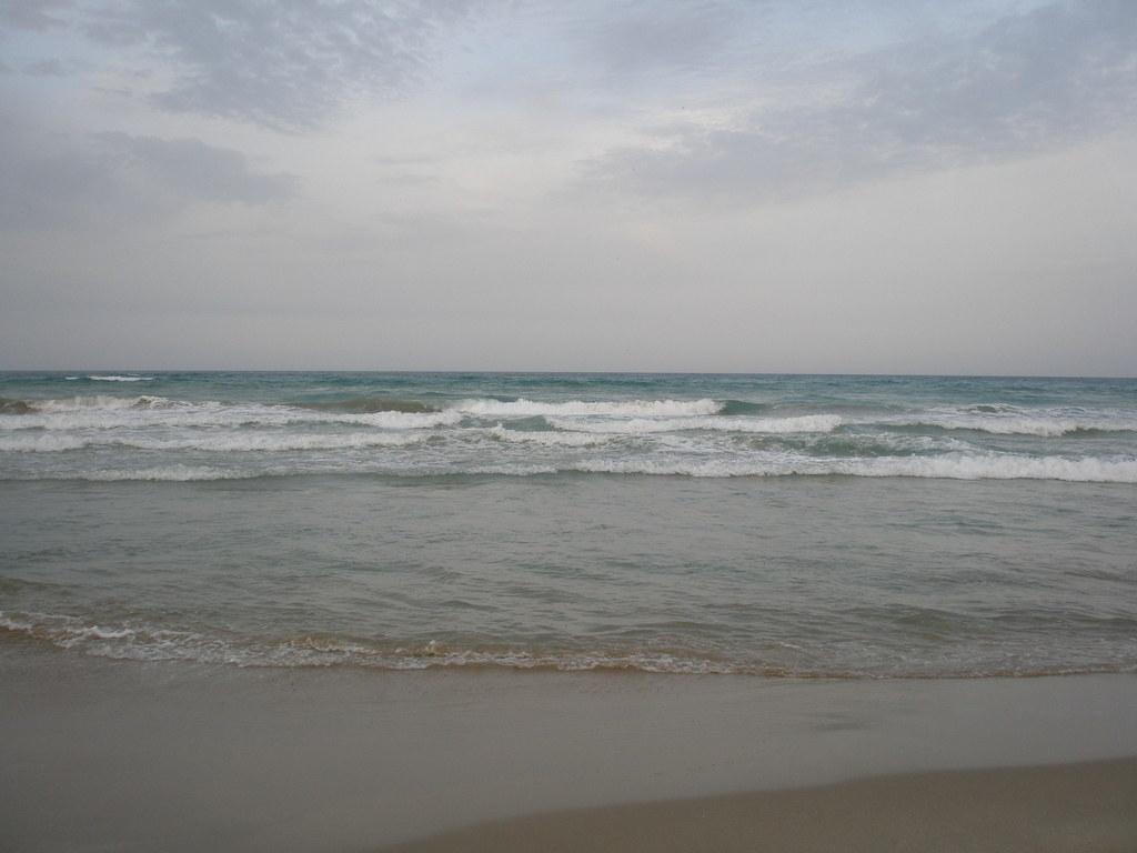 アリカンテの海