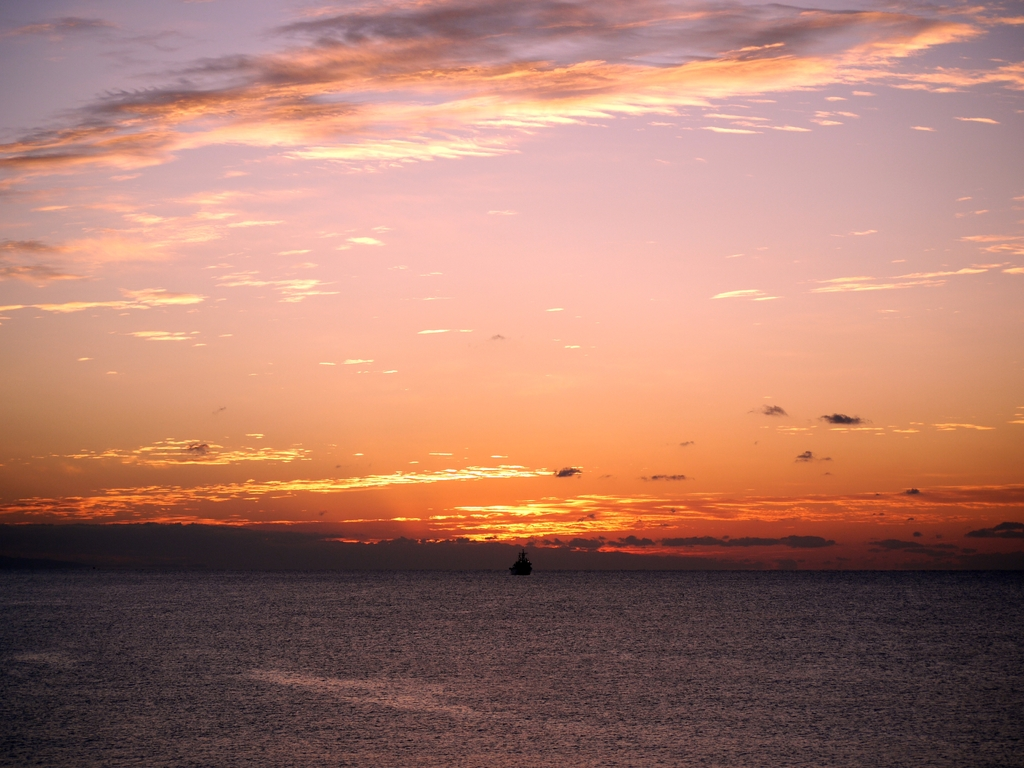 朝の太平洋1