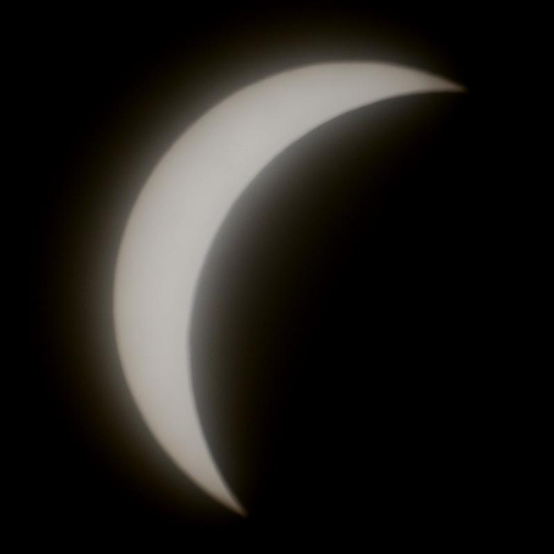 日食@姫路 その1