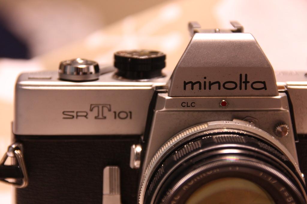 父のカメラ③