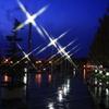 夜の霞城セントラル