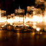 PANASONIC DMC-GF1で撮影したインテリア・オブジェクト(Candle Night 6/3 -Nu-)の写真(画像)