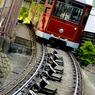 PANASONIC DMC-GF1で撮影した乗り物(Peak Tram)の写真(画像)