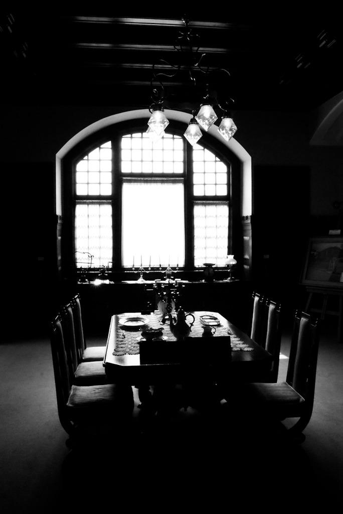 七人の食卓