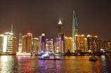 上海の夜景電気代は?