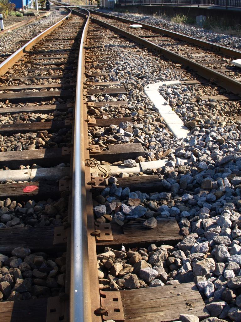 線路のポイント