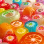 OLYMPUS E-420で撮影した食べ物(飴)の写真(画像)