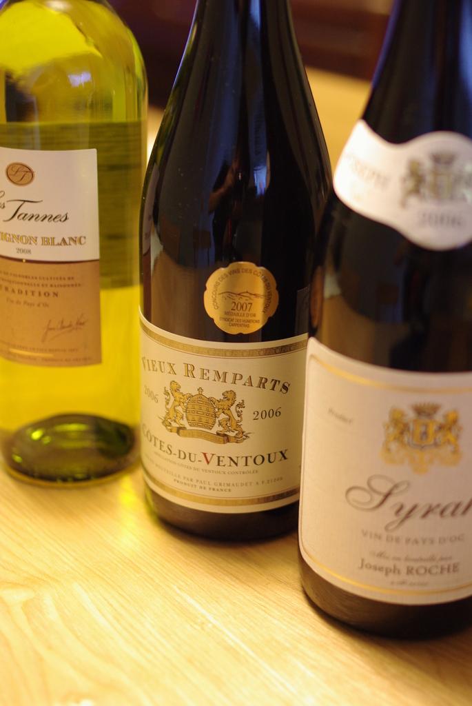 Trois Vin