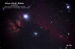 馬頭星雲 2