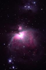 オリオン大星雲M42_6747-6750-6745-3