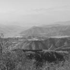 PANASONIC DMC-LX3で撮影した風景(高島トレイル)の写真(画像)