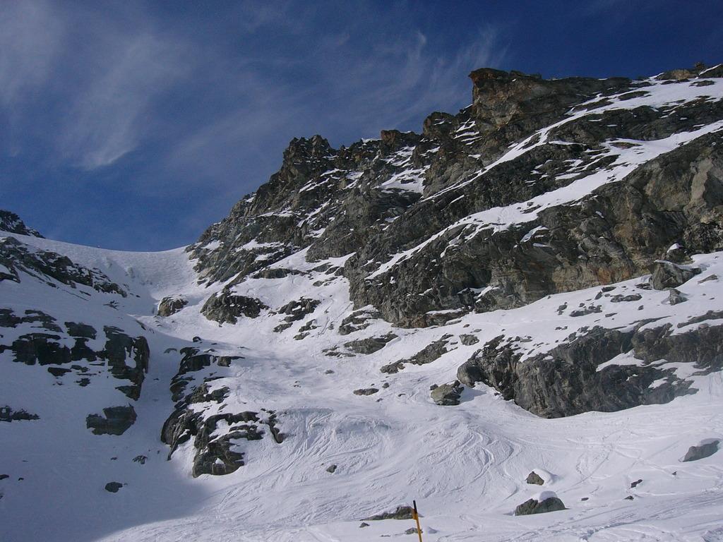 corvatsch氷河