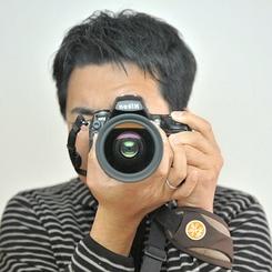 NIKON NIKON D700で撮影した人物(アナタは右目?左目?)の写真(画像)
