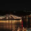 横須賀本港の夜